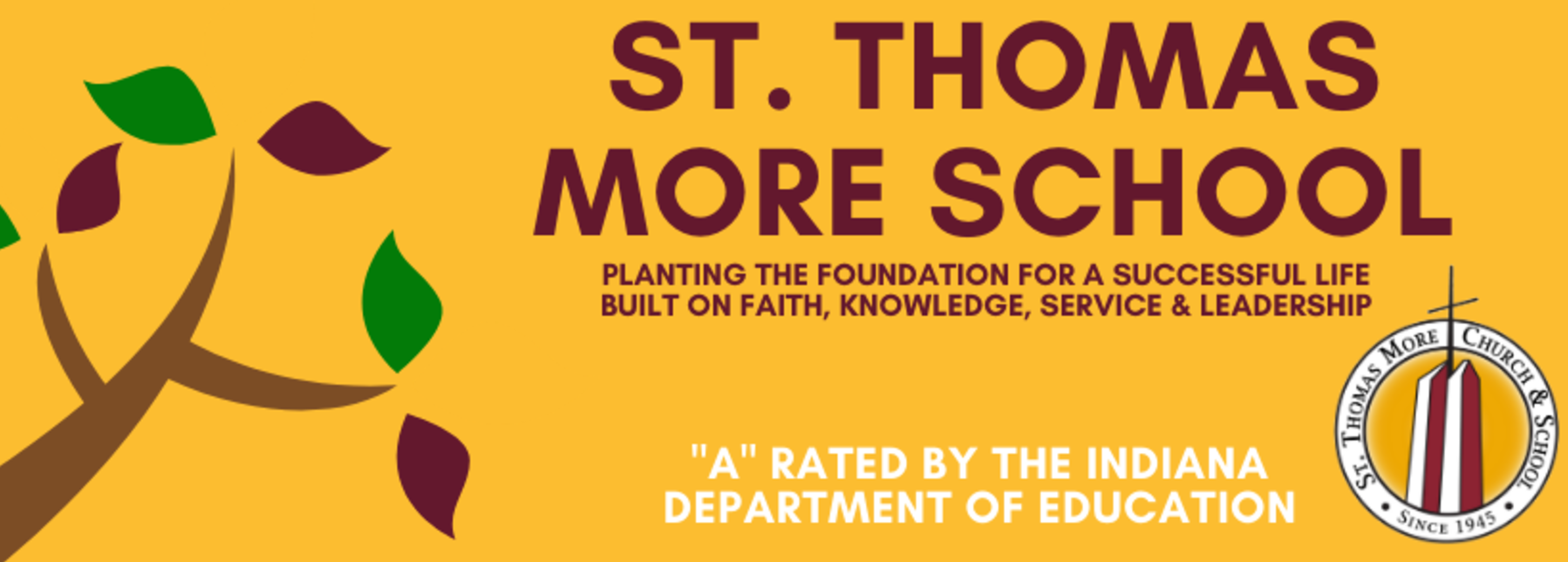 A Rating for Saint Thomas More School