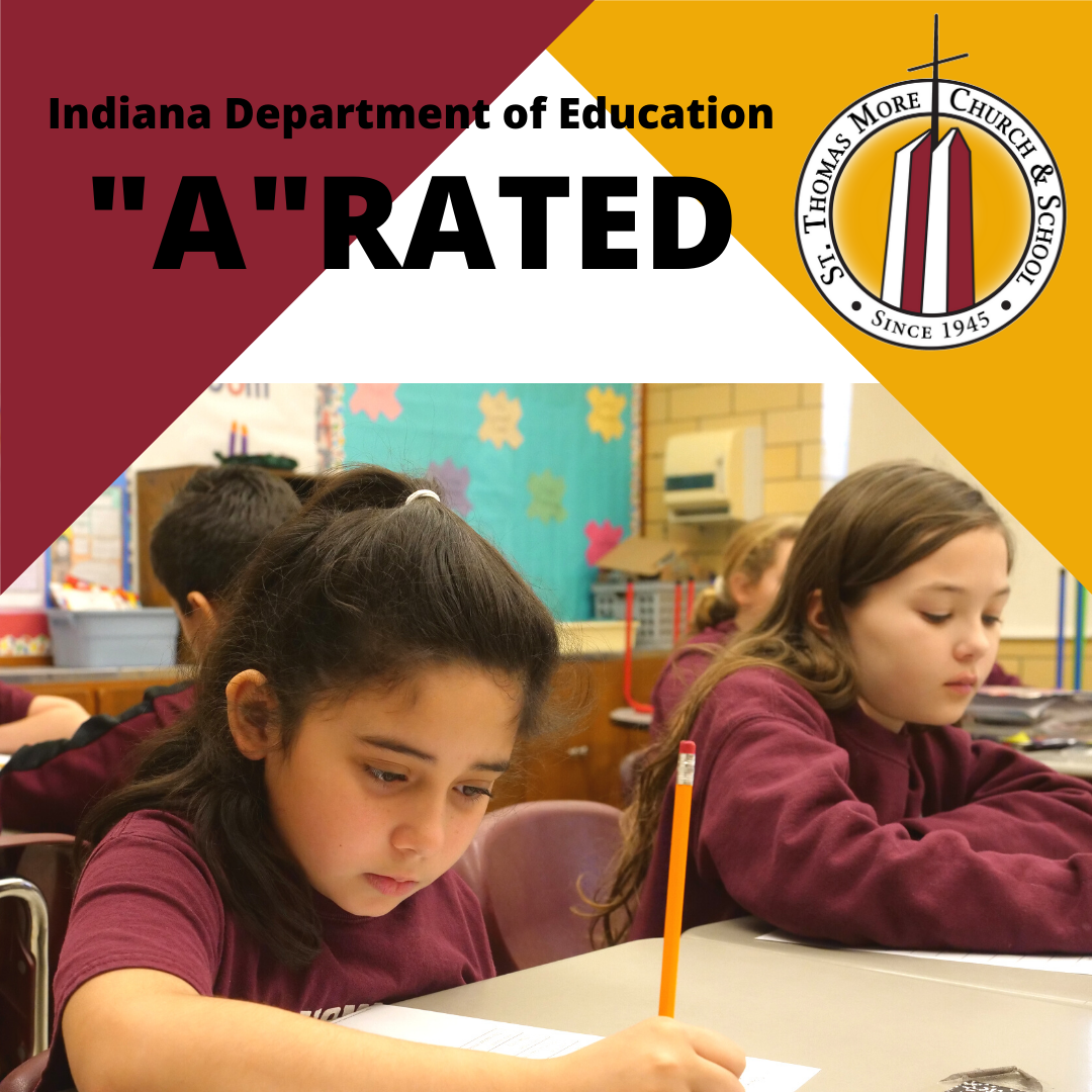 St. Thomas More School A Rating